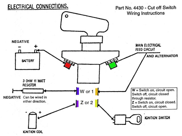 kill switch wiring archive improved touring racing forums